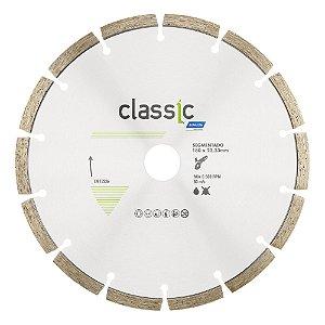 Disco de Corte Classic Segmentado Diamantado 180 x 22,23 mm Caixa com 5