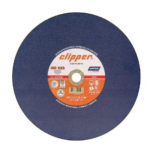 Caixa com 25 Disco de Corte Clipper MR822 Não Ferroso 356 x 3,2 x 25,4 mm