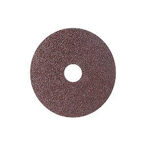 Disco de Lixa Fibra Metalite F224 Grão 36 115 x 22 mm Caixa com 50