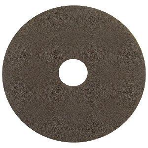 Disco de Lixa Fibra Metalite F227 Grão 100 115 x 22 mm Caixa com 100