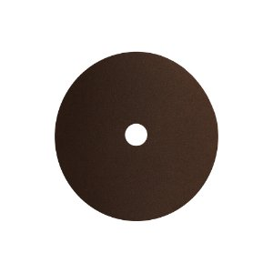 Disco de Lixa Fibra Metalite F227 Grão 120 180 x 22 mm Caixa com 100