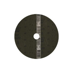Disco de Lixa Fibra Metalite F227 Grão 60 180 x 22 mm Caixa com 100