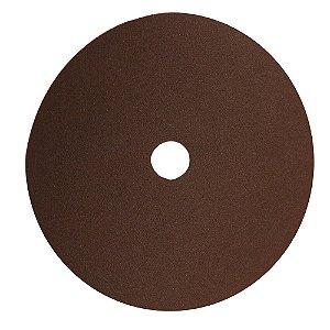 Disco de Lixa Fibra Metalite F247 Grão 100 180 x 22 mm Caixa com 100