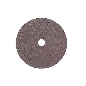 Caixa com 100 Disco de Lixa Fibra Metalite F247 Grão 60 180 x 22 mm