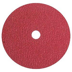 Caixa com 60 Discos de Lixa Fibra Seeded Gel F944 Grão 36 180 x 22 mm