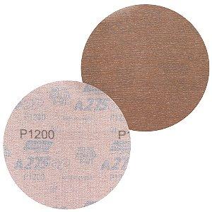 Caixa com 100 Disco de Lixa Pluma A275 Grão 1200 152 mm
