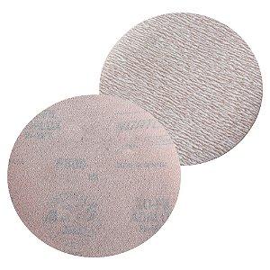 Caixa com 100 Disco de Lixa Pluma A275 Grão 400 127 mm