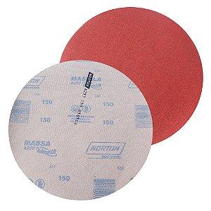 Caixa com 50 Discos de Lixa Pluma Massa Advance A257 Grão 150 230 mm
