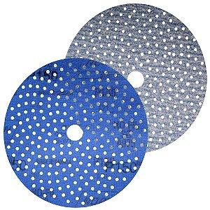 Caixa com 50 Discos de Lixa Pluma Multiair Cyclonic A975 Grão 150 152 x 18 mm