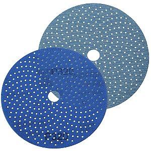 Caixa com 50 Discos de Lixa Pluma Multiair Cyclonic A975 Grão 320 152 x 18 mm