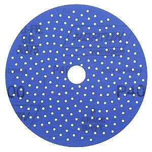 Caixa com 5 Disco de Lixa Pluma Multiair Cyclonic A975 Grão 400 127 x 18 mm