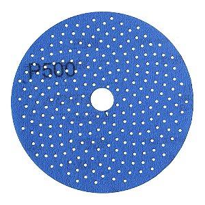 Caixa com 5 Disco de Lixa Pluma Multiair Cyclonic A975 Grão 500 127 x 18 mm