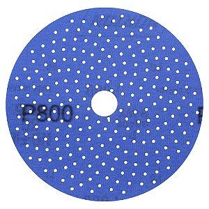 Caixa com 5 Disco de Lixa Pluma Multiair Cyclonic A975 Grão 800 127 x 18 mm
