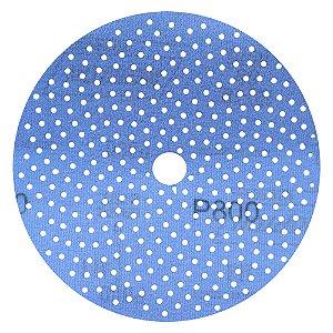 Caixa com 50 Discos de Lixa Pluma Multiair Cyclonic A975 Grão 800 152 x 18 mm