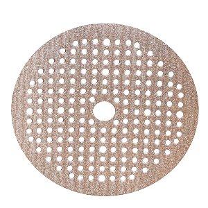 Disco de Lixa Pluma Multiair NorGrip A275 Grão 150 150 x 18 x 180 mm Caixa com 100