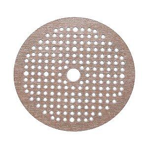 Disco de Lixa Pluma Multiair NorGrip A275 Grão 80 125 x 18 x 123 mm Caixa com 100