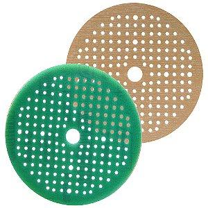 Caixa com 20 Disco de Lixa Pluma Multiair Soft-Touch A275 Grão 1500 150 x 18 mm