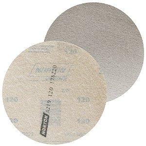 Disco de Lixa Pluma Speed-Grip A219 Grão 120 152 mm Caixa com 50