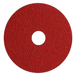 Caixa com 50 Discos de Lixa Seeded Gel F944 Grão 24 115 x 22 mm