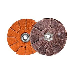 Disco de Lixa Sobreposta R920 Grão 120 38 mm Pacote com 20