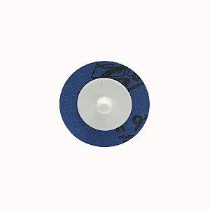 Caixa com 60 Discos de Lixa Speed Lok Troca Rápida R921 Grão 120 51 mm