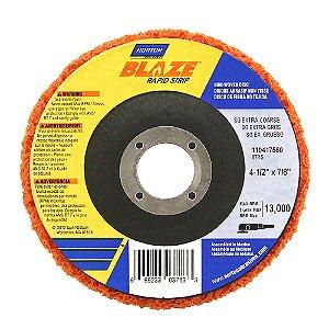 Disco de Remoção Rapid Srip Blaze 115 x 22 mm Caixa com 10