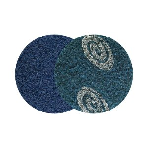 Disco SCM Vortex Muito Fino Azul 115 x 22 mm Caixa com 30