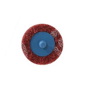 Caixa com 60 Discos Speed-Lok SCM Vortex Médio Vermelho 51 mm