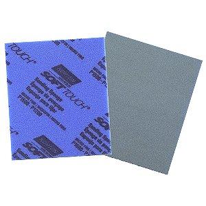 """Caixa com 80 Espuma Abrasiva Nº 5 Grão 1200 a 1500 - 114 x 139 x 5 mm (4.1/2"""" x 5.1/2"""" x 3/16"""")"""