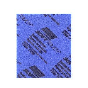 Espuma Abrasiva Nº 5 Grão 1200 a 1500 114 x 139 x 5 mm Caixa com 80