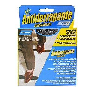 Fita Antiderrapante Preta 50 x 20 m Pacote com 10