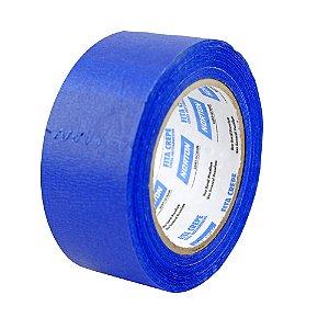 Fita Crepe Uso Geral Premium Azul 48 x 50 m Caixa com 20