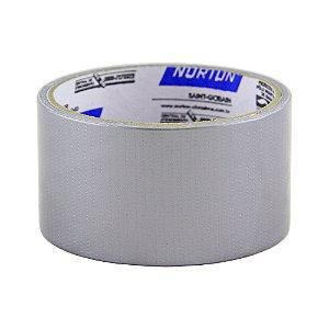 Caixa com 16 Fita Silver Tape Prata 48 x 50 m