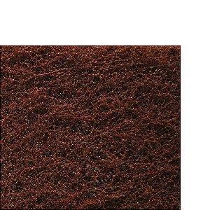 Pacote com 25 Folha Abrasiva Bear-Tex A/O Fino Marrom 130 x 240 mm