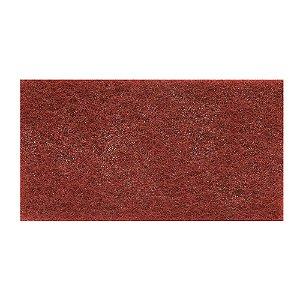 Folha Abrasiva Bear-Tex A/O Muito Fina Marrom 130 x 240 mm Pacote com 25