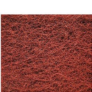 Folha Abrasiva Bear-Tex A/O Muito Fina Marrom 230 x 280 mm Pacote com 25