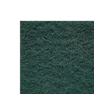 Pacote com 25 Folha Abrasiva Bear-Tex Limpeza Geral Verde 100 x 260 mm