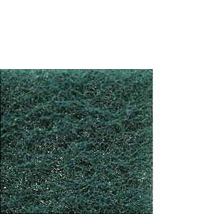 Pacote com 25 Folha Abrasiva Bear-Tex Limpeza Pesada Verde 100 x 260 mm
