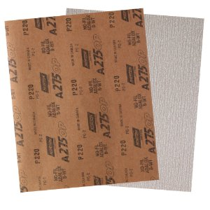 Pacote com 200 Folha de Lixa A275 Grão 220 230 x 280 mm