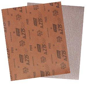 Pacote com 200 Folha de Lixa A275 Grão 800 230 x 280 mm