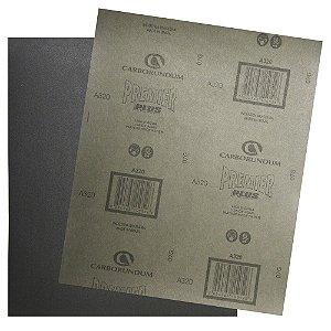Pacote com 200 Folha de Lixa D'água Premier Plus Grão 320 230 x 280 mm
