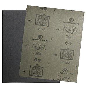 Pacote com 200 Folha de Lixa D'água Premier Plus Grão 360 230 x 280 mm