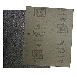 Folha de Lixa D'água Premier Plus Grão 60 230 x 280 mm Pacote com 200