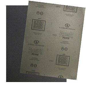 Folha de Lixa D'água Premier Plus Grão 600 230 x 280 mm Pacote com 200