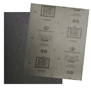 Pacote com 200 Folha de Lixa D'água Premier Plus Grão 80 230 x 280 mm
