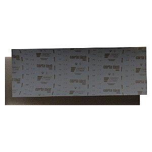 Caixa com 20 Folha de Lixa Durite Assoalho R434 Grão 60 600 x 305 mm