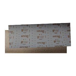 Caixa com 20 Folha de Lixa Durite Assoalho R434 Grão 80 600 x 305 mm