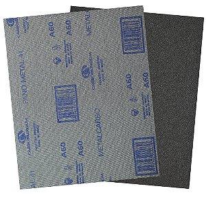 Folha de Lixa Pano Metal CAR41 Grão 60 225 x 275 mm Pacote com 200