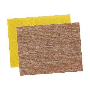 Caixa com 100 Folha de Lixa Soft-Touch A275 Grão 400 95 x 115 mm