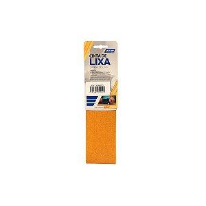 Caixa com 10 Kit Cinta de Lixa Estreita K131 Adalox Pano Grão 50 533 x 75 mm